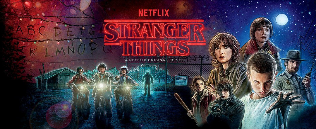 Our Culture-Digital Marketing strangerthings